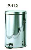 Waste Bin - Stainless Steel